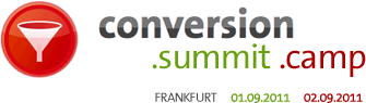 Logo von Conversion Camp und Summit