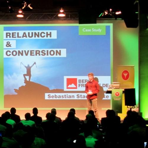 Relaunch & Conversion